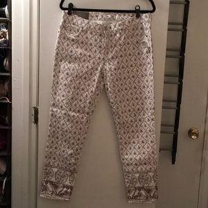 Seven for all Mankind Embellished Jeans 32